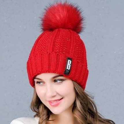 Lovely Winter Hats Ideas For Women17
