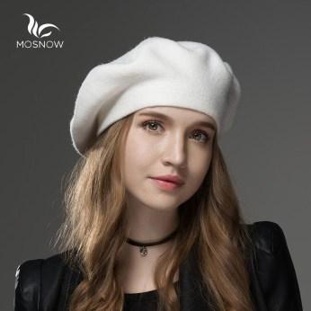 Lovely Winter Hats Ideas For Women21