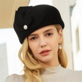 Lovely Winter Hats Ideas For Women23
