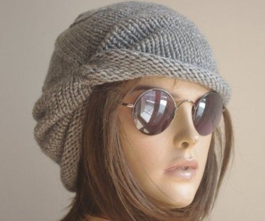 Lovely Winter Hats Ideas For Women27