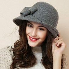 Lovely Winter Hats Ideas For Women40