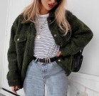 Simple Winter Outfits Ideas For School36