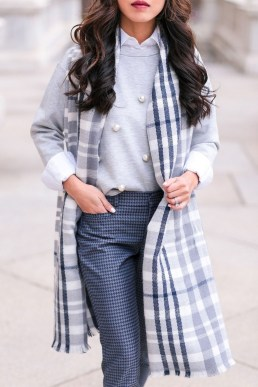 Simple Winter Outfits Ideas For School42