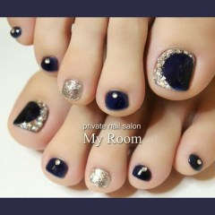 Stunning Toe Nail Designs Ideas For Winter08