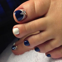 Stunning Toe Nail Designs Ideas For Winter20