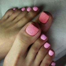 Stunning Toe Nail Designs Ideas For Winter28