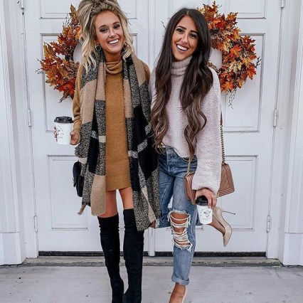 Stylish Winter Clothes Ideas For Women37