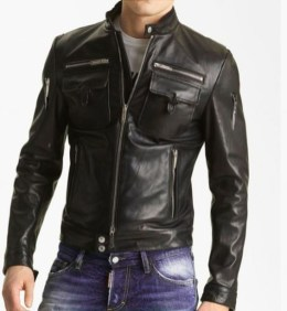 Affordable Leather Jacket Outfit Ideas01
