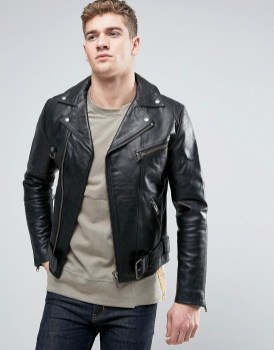 Affordable Leather Jacket Outfit Ideas34