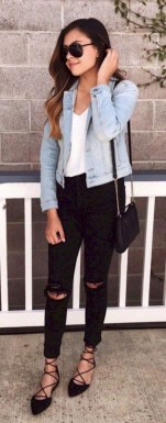 Charming Spring Outfits Ideas For 201911