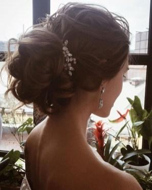 Classy Wedding Hairstyles Ideas36