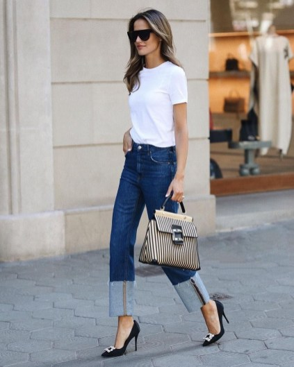 Cool Street Style Outfits Ideas29