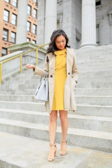 Cute Yellow Outfit Ideas For Spring04