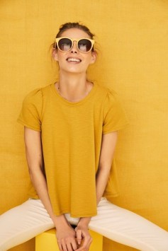 Cute Yellow Outfit Ideas For Spring10