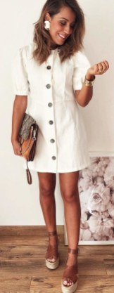 Delicate Spring Outfit Ideas To Copy31