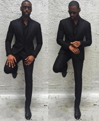 Elegant Black Outfits Ideas35