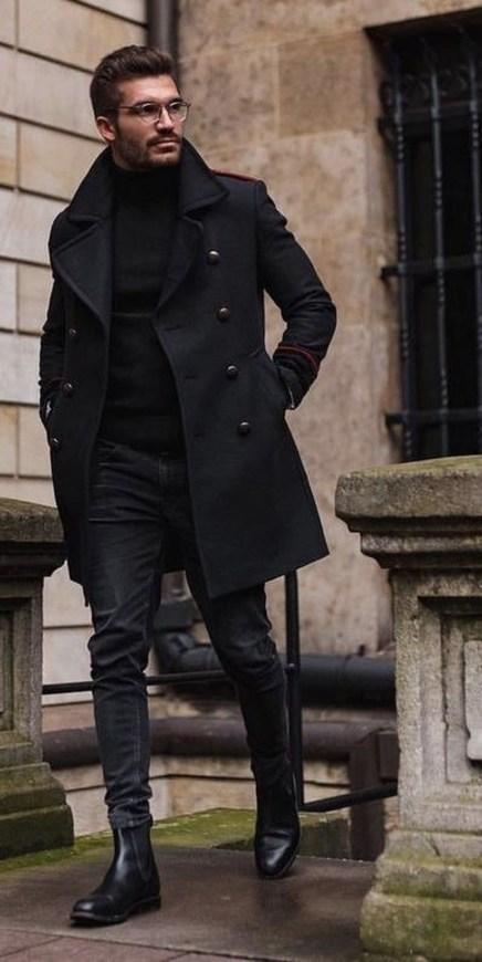 Elegant Black Outfits Ideas38