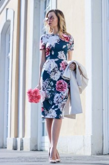 Fashionable Dress Outfit Ideas For Spring22