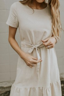 Fashionable Dress Outfit Ideas For Spring23