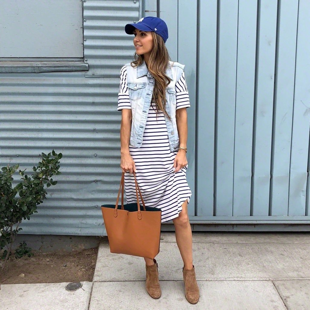 Fashionable Dress Outfit Ideas For Spring26