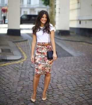 Fashionable Dress Outfit Ideas For Spring27