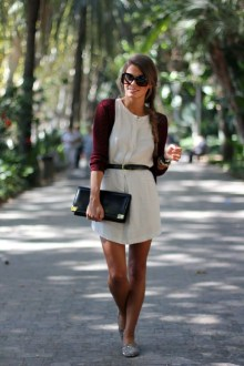 Fashionable Dress Outfit Ideas For Spring37