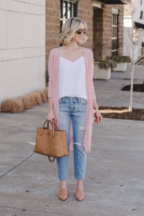 Latest Jeans Outfits Ideas For Spring05