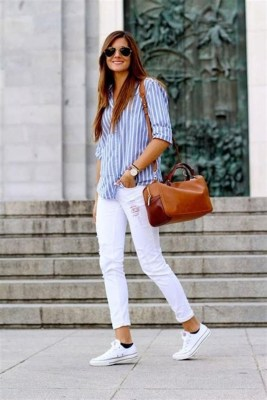 Latest Jeans Outfits Ideas For Spring08