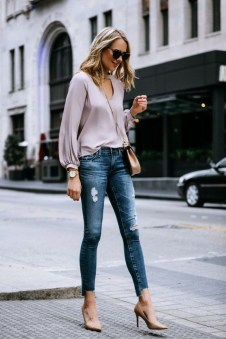 Shabby Chic Outfit Ideas For Spring28
