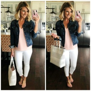 Attractive Spring Outfits Ideas29
