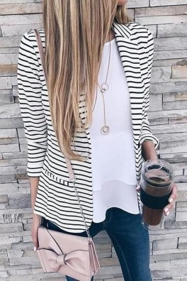 Attractive Spring Outfits Ideas41
