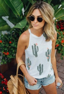 Awesome Summer Outfit Ideas You Will Totally Love12