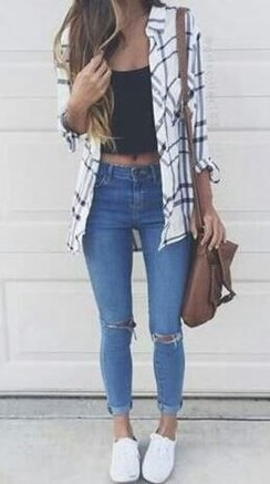 Casual Outfits Ideas For Spring16