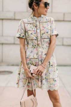 Charming Dinner Outfits Ideas For Spring31