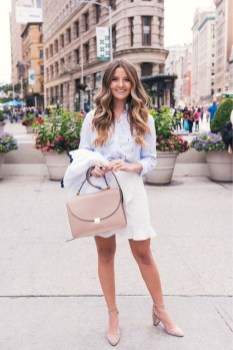 Charming Dinner Outfits Ideas For Spring45