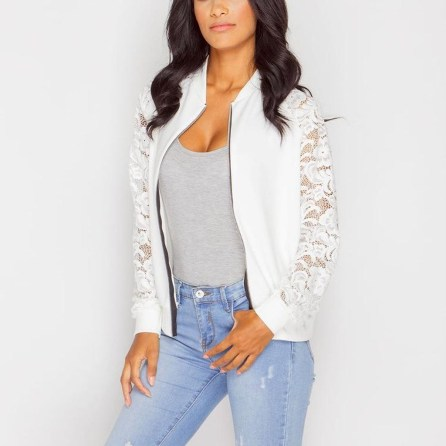 Charming Womens Lightweight Jackets Ideas For Spring37