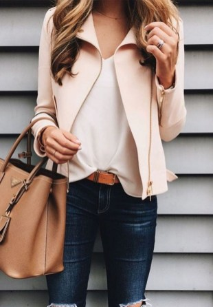 Charming Womens Lightweight Jackets Ideas For Spring38