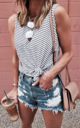 Cute Outfit Ideas For Spring And Summer09