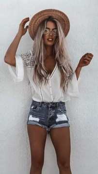 Delightful Fashion Outfit Ideas For Summer06