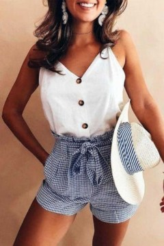 Delightful Fashion Outfit Ideas For Summer12
