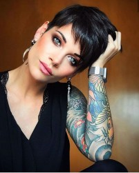 Extraordinary Short Haircuts 2019 Ideas For Women14