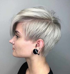 Extraordinary Short Haircuts 2019 Ideas For Women26