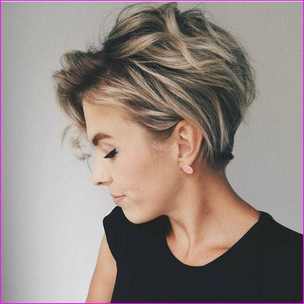 Extraordinary Short Haircuts 2019 Ideas For Women41