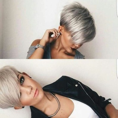 Extraordinary Short Haircuts 2019 Ideas For Women43