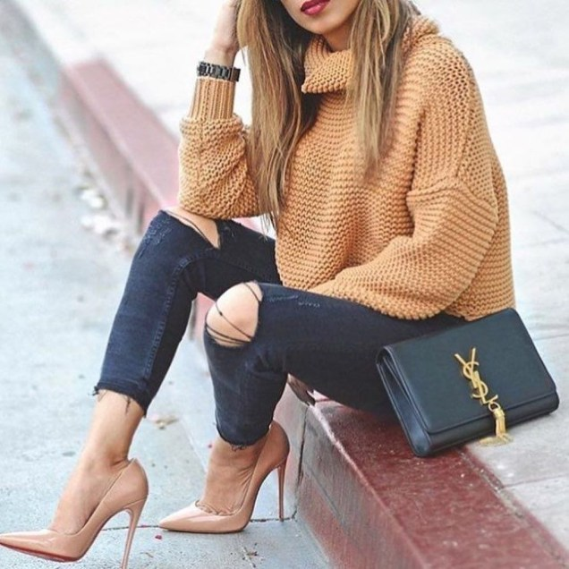 Fabulous Spring Outfits Ideas To Wear Now47