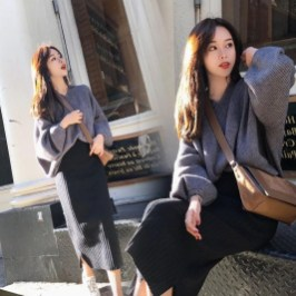 Impressive Sweater Outfits Ideas For Spring33