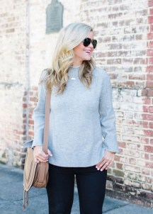 Impressive Sweater Outfits Ideas For Spring45