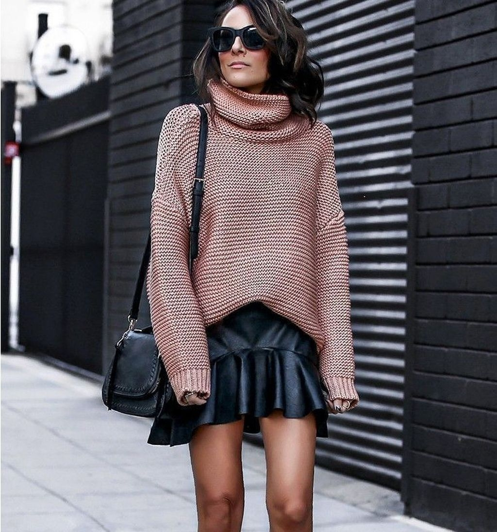 Impressive Sweater Outfits Ideas For Spring47