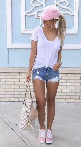 Latest Summer Outfit Ideas For Womens35