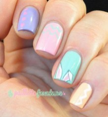 Modern Easter Nail Art Design Ideas06